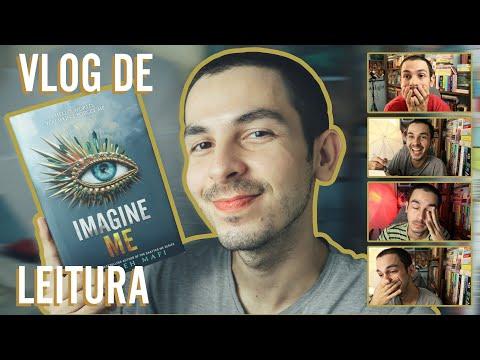 REAGINDO a IMAGINA-ME | VLOG com SPOILERS
