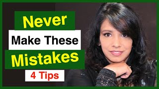 4 Dating Mistakes to Avoid | How to Avoid a Heartbreak | The Official Geet | Love Tips in Hindi 2020