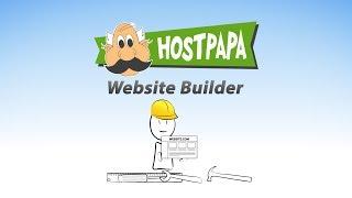 HostPapa Website Builder