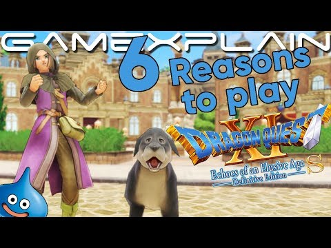 A 10 Hour Demo?! Why You Should be Playing Dragon Quest XI S