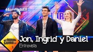 Jon Kortajarena Nos Cuenta Cómo Es Madonna En La Intimidad - El Hormiguero 3.0