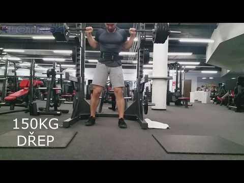 LEG DAY | Test maximálek po 5 dnech....