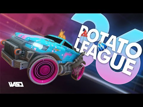 POTATO LEAGUE #36 | Rocket League Funny Moments & Fails
