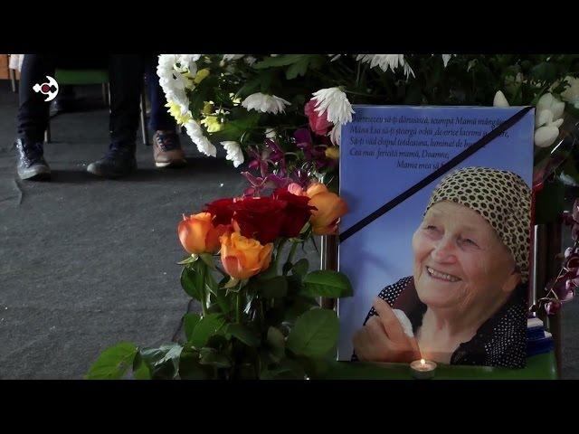 Adunare și înmormântare – sora Maria Apetrei (Petrescu), Corocăiești (SV), 14.02.2016