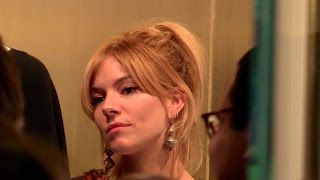 EXCLUSIVE - Sienna Miller attending the Vionnet party in Paris