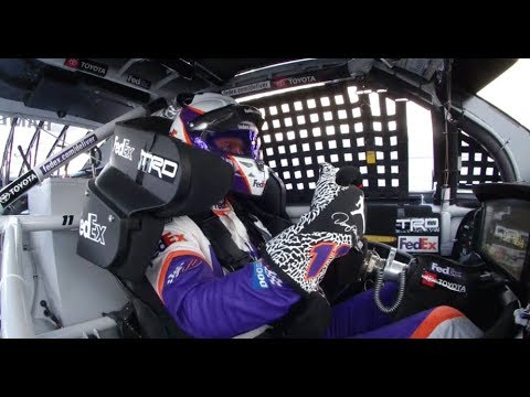 Full Daytona in-car: Denny Hamlin