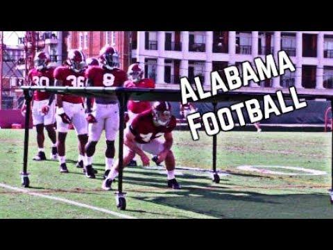 Alabama Football Highlights