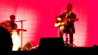 Jorge Drexler Tres Mil Millones de Latidos Concierto Sevilla 2012