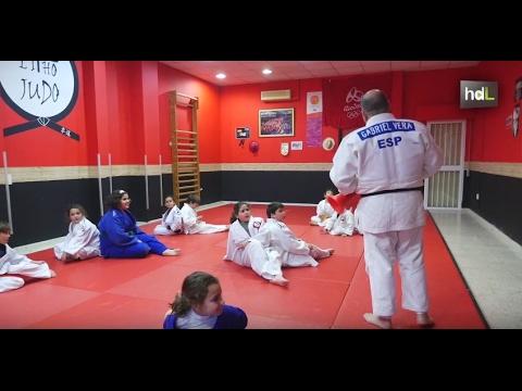 Judo para derribar la exclusión de niños con necesidades especiales