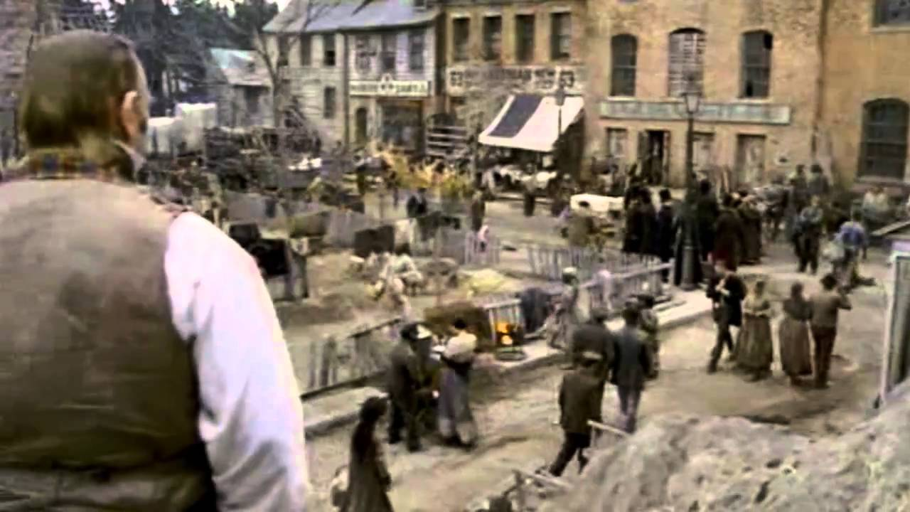 Trailer för Gangs of New York