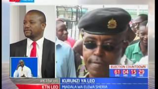 Kurunzi ya Leo: Adhabu ya kukiuka sheria za mji