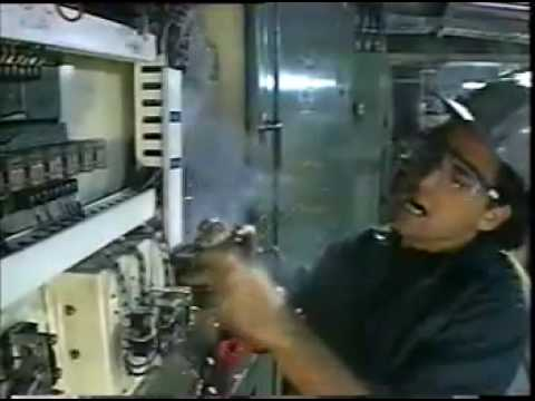 The Most Terrifying Workplace Safety Video You'll Ever See