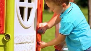 Игровой Домик Лесника с ключом Smoby 310263 от компании Babysun. com. ua - видео