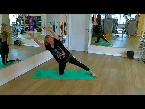 Yoga – 21 Min