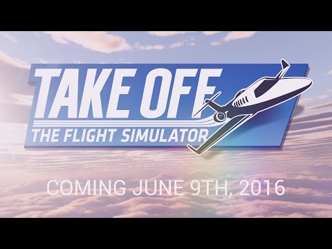 Take Off - The Flight Simulator - Release-Trailer (EN)