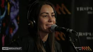 Amy Shark   All Loved Up | Live From Eddie's Desk! | The Hot Breakfast