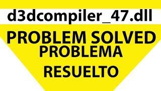 D3DCOMPILER 7 TÉLÉCHARGER 46.DLL WINDOWS