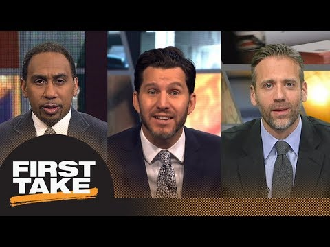 Did Jerry Jones concede to Roger Goodell? Will Cain joins First Take to debate   First Take   ESPN