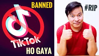 Tiktok Ban in India : Govt Bans 59 Chinese Apps in India - Download this Video in MP3, M4A, WEBM, MP4, 3GP