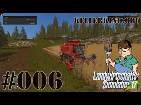 Landwirtschafts-Simulator 17 #006 - Früchte der Arbeit ★ EmKa plays Farming Simulator 17 [HD|60FPS]