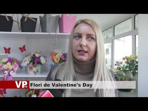 Flori de Valentine's Day
