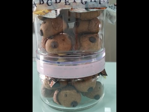 Video Milo Doggie Cookies