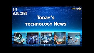 Today's Top 5 Interesting Trending Technological News | #17 | ENGLISH |Tech Bytes