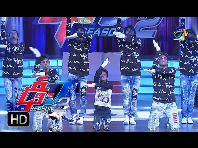 Dhee Juniors2 – 18th May 2016 – Full Episode