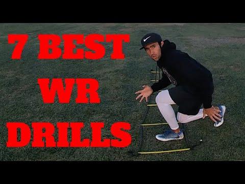 7 BEST WR Drills - YouTube