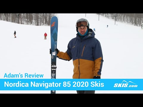 Video: Nordica Navigator 85 Skis 2020 1 50