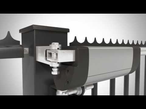 Locinox Samson 2 Installation