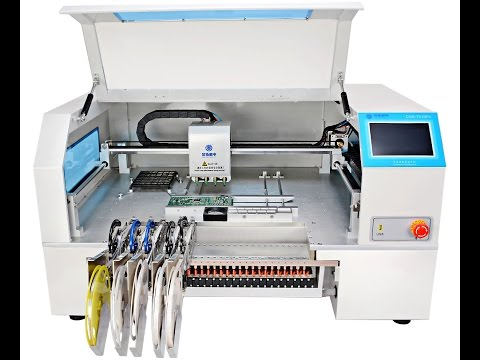 SMT Pick and Place Machine, CHMT530