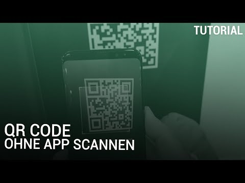 QR Code ohne App scannen (Samsung)