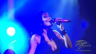 Mystique Voyage - Tarja (O2 Islington - London 10/02/2014)