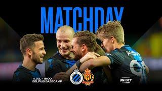 OEFENWEDSTRIJD | CLUB BRUGGE - KV MECHELEN | 2020-2021