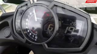 Kawasaki Ninja 400 Top Speed 0   200 Kmh