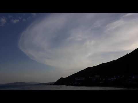 Аномальные облака. Крым