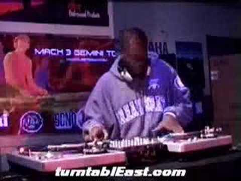 DJ T-Killa - Scratch