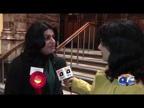 Geo News Special – UK Election: 3 Pakistan-Origin Candidates Win From Birmingham Seats