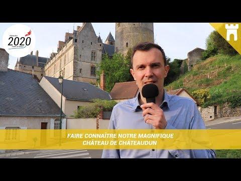 Faire connaître notre magnifique Château de Châteaudun
