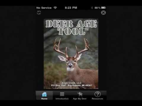 Video of Deer Age Tool