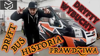 Drift Bus Marcin Wicik Historia Transita do driftu