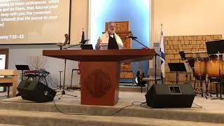Shabbat Sermon -Parasha Eikev (8/4/18)