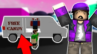 FREE CANDY! | ROBLOX | Trying To Get BANNED Challenge | KILLER CLOWNS & MORE