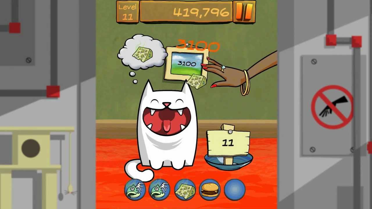 Yes, It's About A Farting Cat. It's Also The Funniest Game Trailer I've Seen In Ages
