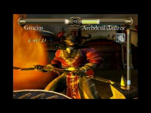 rage of the gladiator wii download