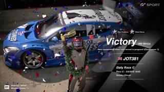 JOT381 GRAN TURISMO SPORT 030618 SUZUKA MEGANE TROPHY 1st to 1st ONLINE RACE 8 LAPS 499th WIN