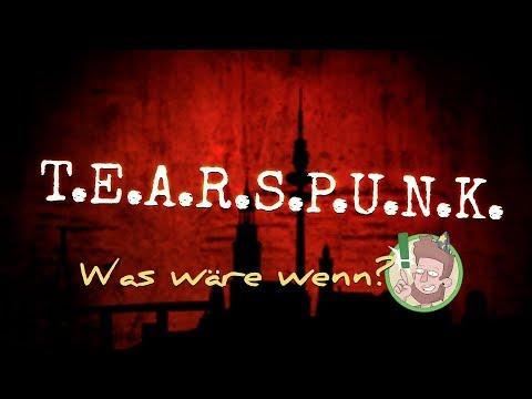 Pen and Paper: T.E.A.R.S. PUNK    Was wäre wenn: Wie die Geschichte auch hätte verlaufen können!