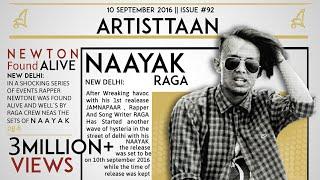 NAAYAK | RAGA | 4k Music Video | Artisttaan.com | 2016