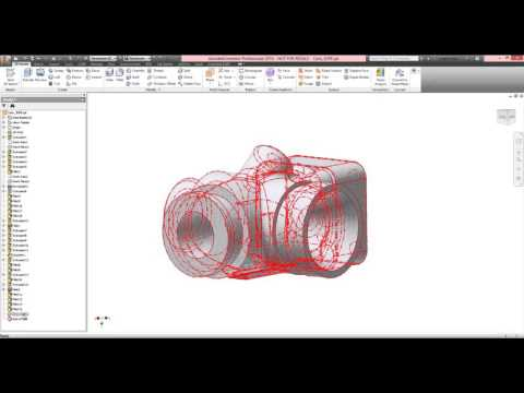 Inventor   Making the most of Geometry HD